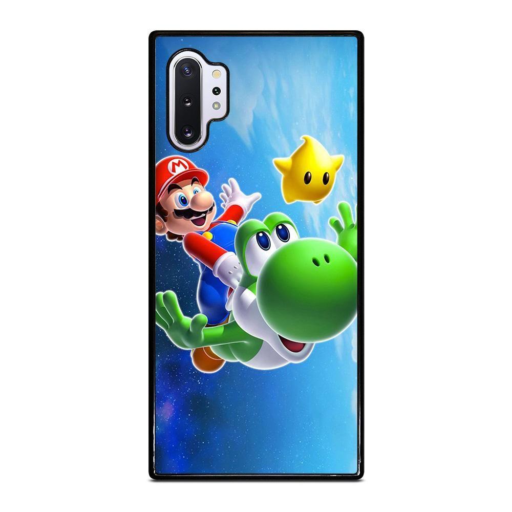YOSHI MARIO 1 Samsung Galaxy Note 10 Plus Case di 2020