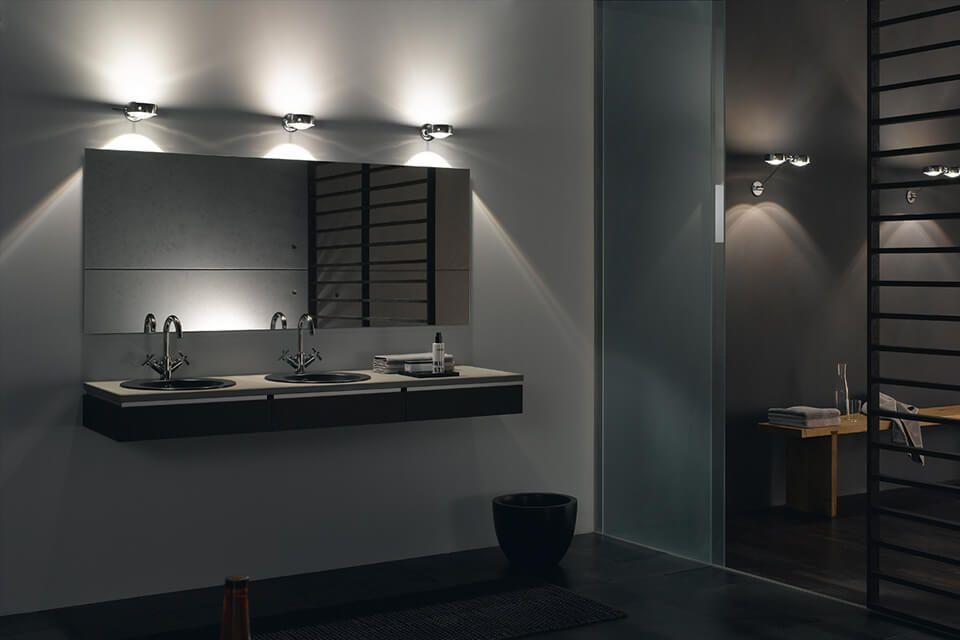 21 Bathroom Mirror Ideas to Inspire Your Home Refresh | Led bathroom ...