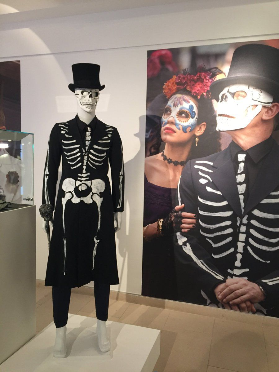 Image result for Day of the dead from Bond James bond