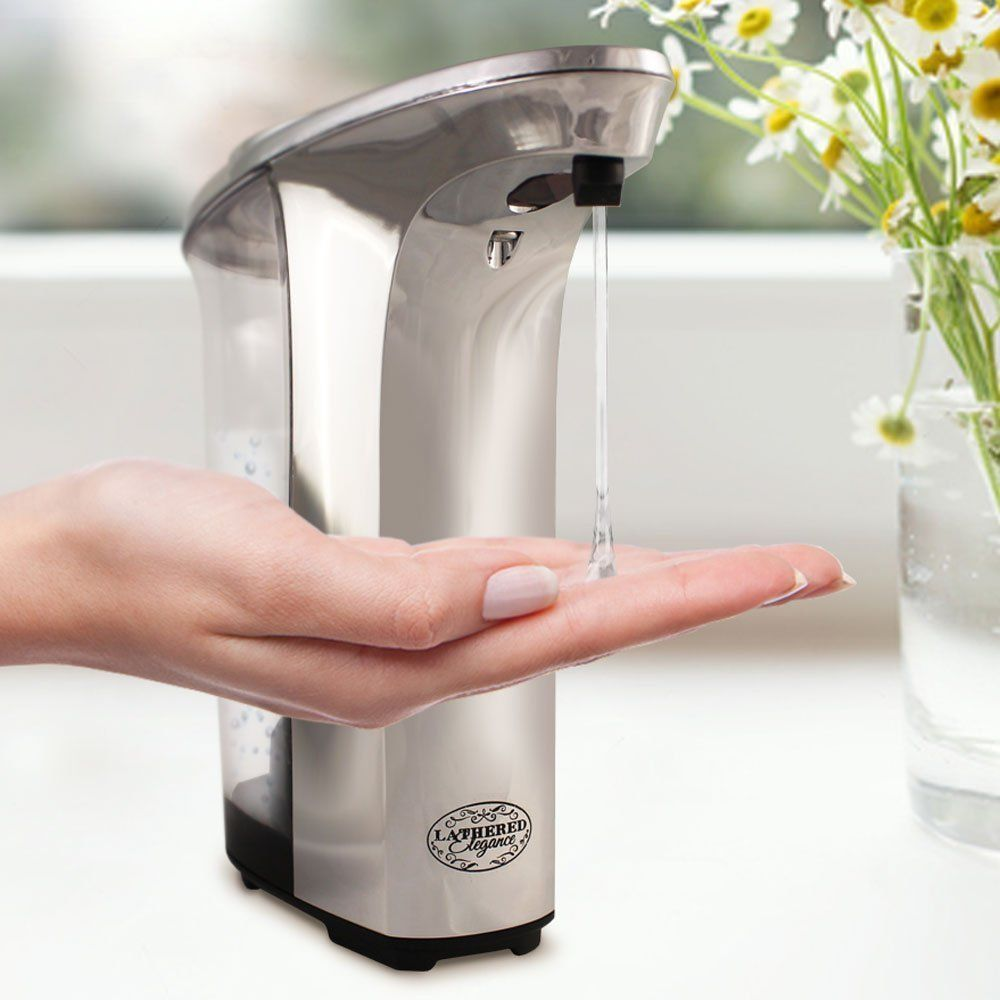 Premium Automatic Touchless Soap Dispenser by