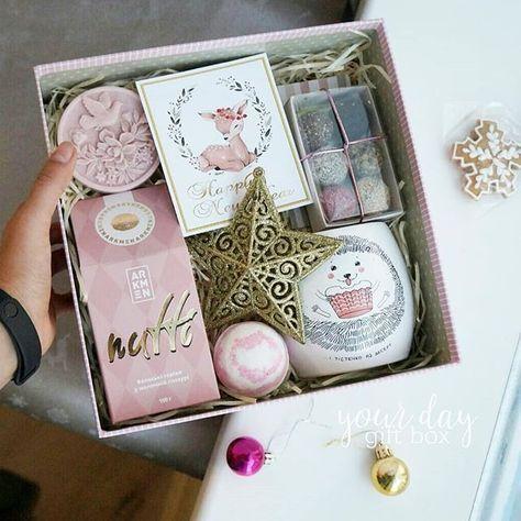 Idea De Angela Fernandez En Navidad Regalos Navidenos Cajas