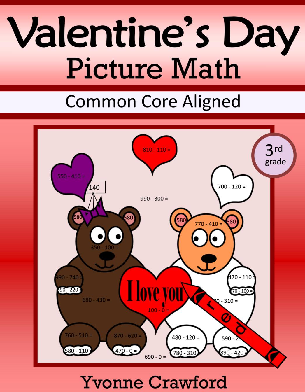 Valentine S Day Stories Common Core Literacy Activities Is