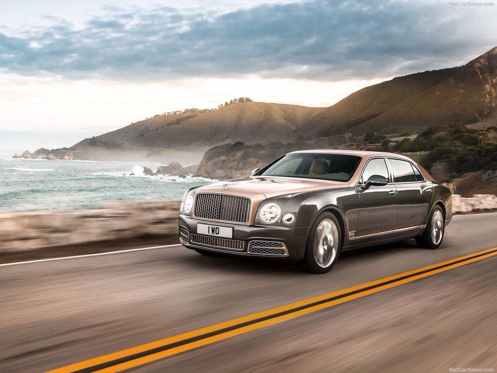 2016 Bentley Mulsanne Ewb The New Mulsanne Extended Wheelbase