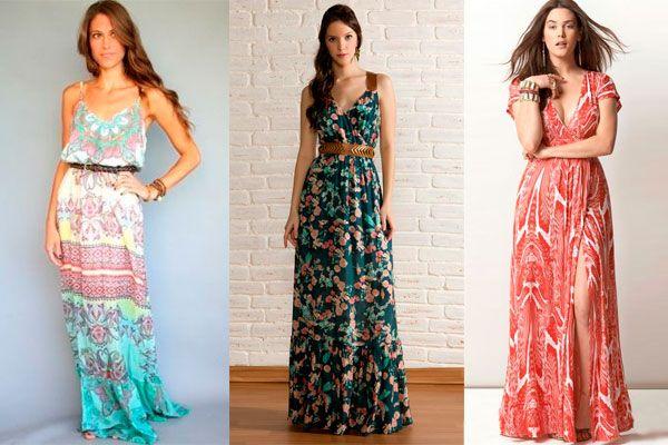 e5d95cbf58 Vestidos largos para el verano