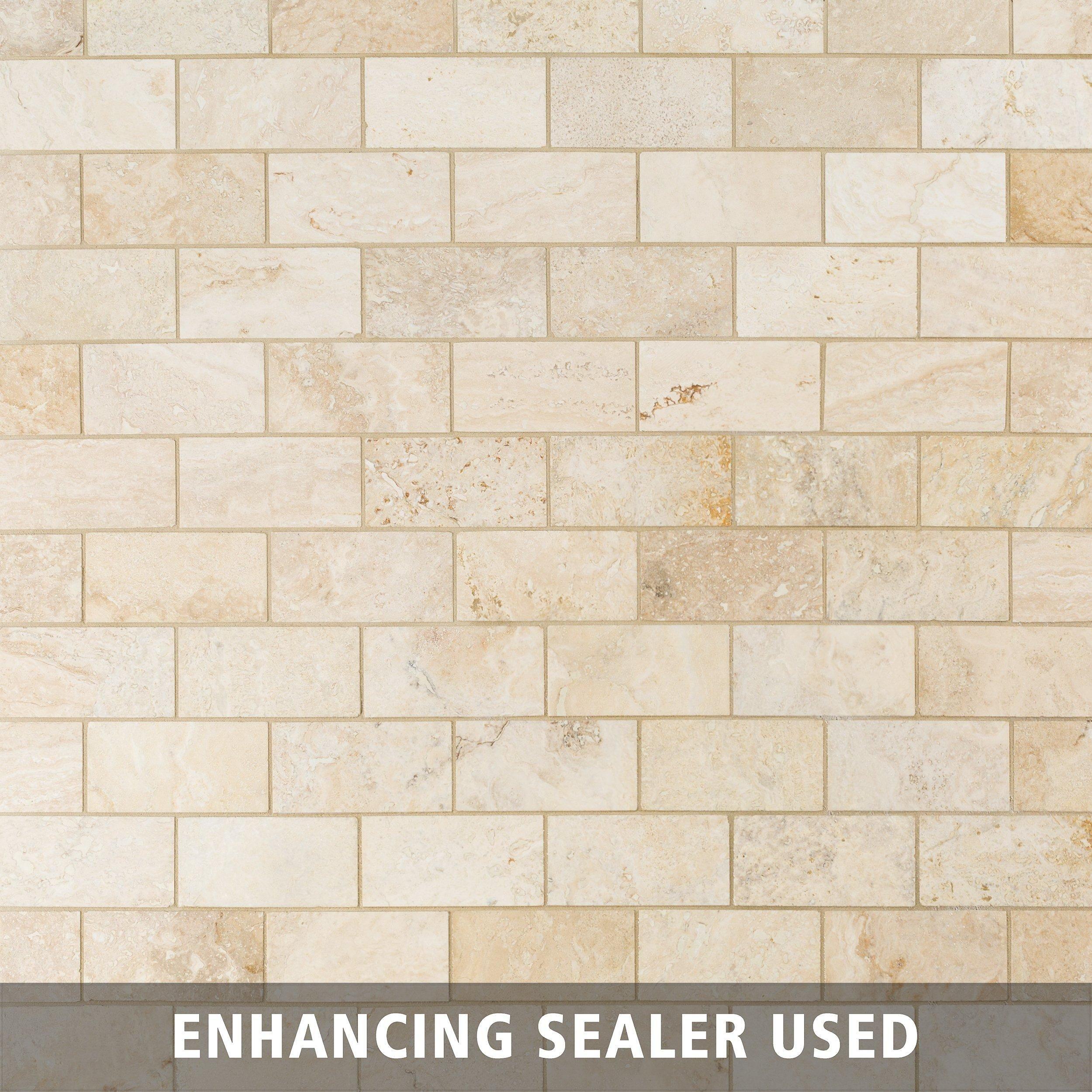 Cote D Azur Brushed Travertine Tile Floor Decor Travertine Tile Travertine Stone Backsplash