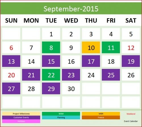 Event Calendarmaker Excel Template Monthly Design Event Calendar