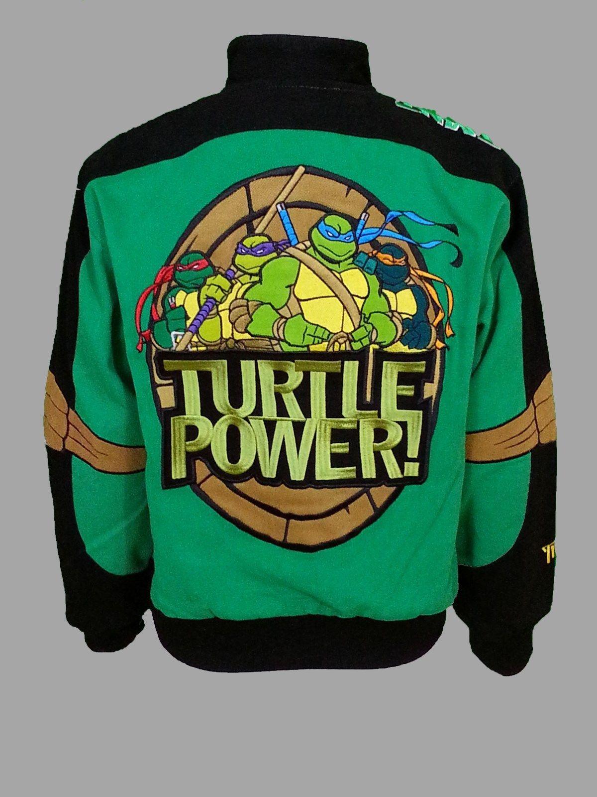 Ninja turtle jacket