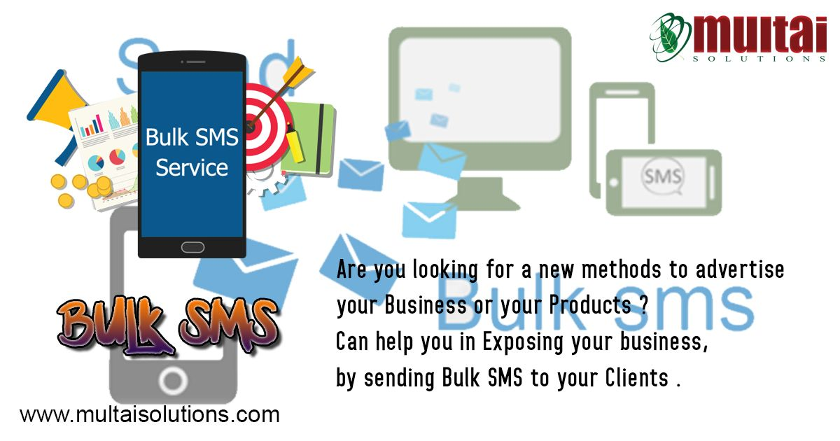 The easy bulk sms solutions help you send messages to