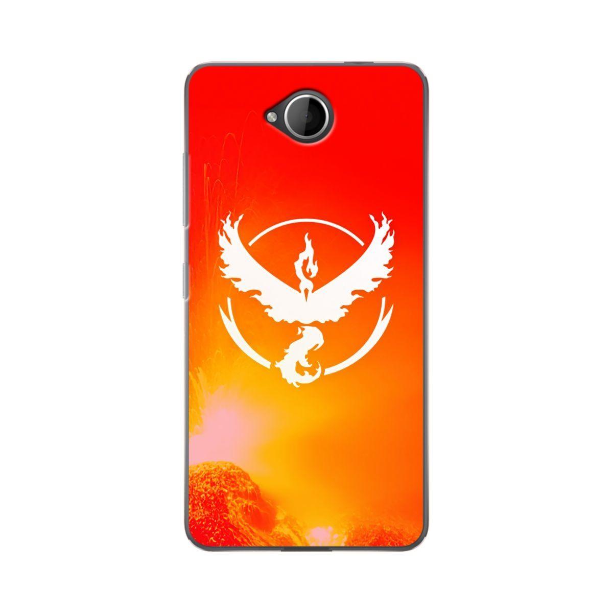 Pokemon Go Logo Team Valor Red iPhone XS Max Case Go