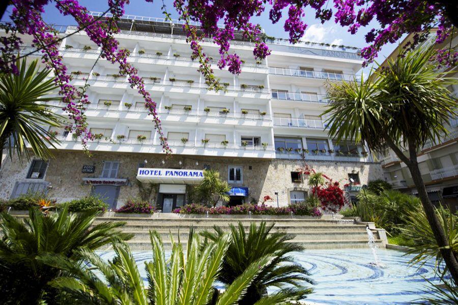 Hotel Panorama Maiori Italy