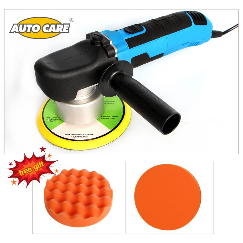 NEW Electric Dual Action Shock and Polishing Machine Car