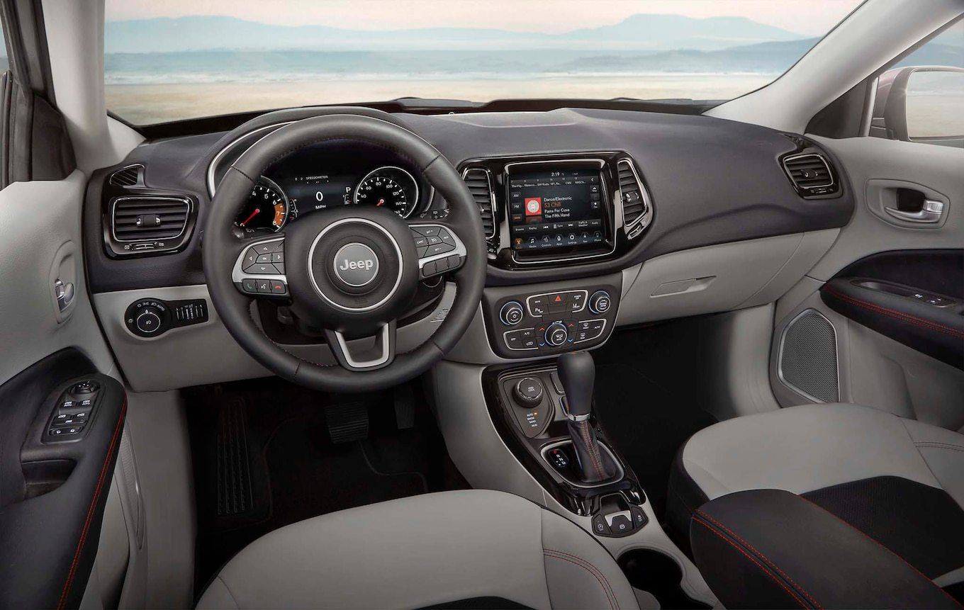 Awesome Jeep Compass Manual