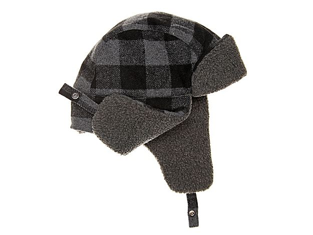 f414bd50fb2 best service f9da6 0d010 men checked trapper hat - arwebpro.com
