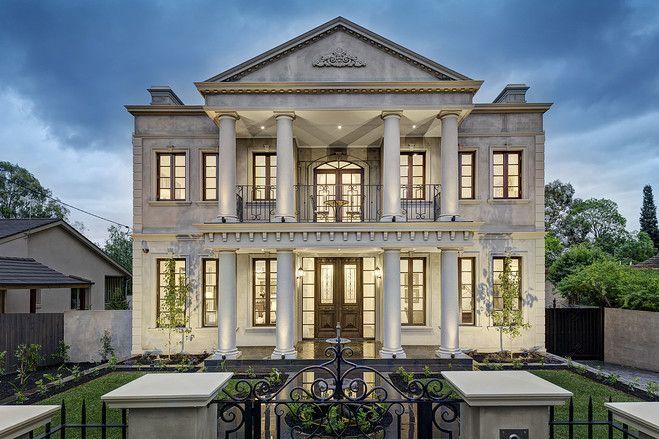 A Modern Take On Georgian Architecture Georgian Architecture