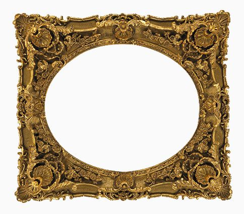 Pin By Latifa Alsaif On Photo Frame Baroque Frames Antique Picture Frames Mirror Frames
