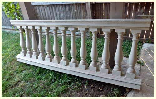 Antiques 15 Ft Of Victorian Fretwork Porch Rail Other Architectural Antiques