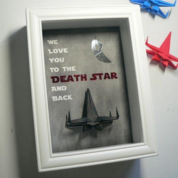 Star Wars Vater Geschenk Persönliches Geschenk Von