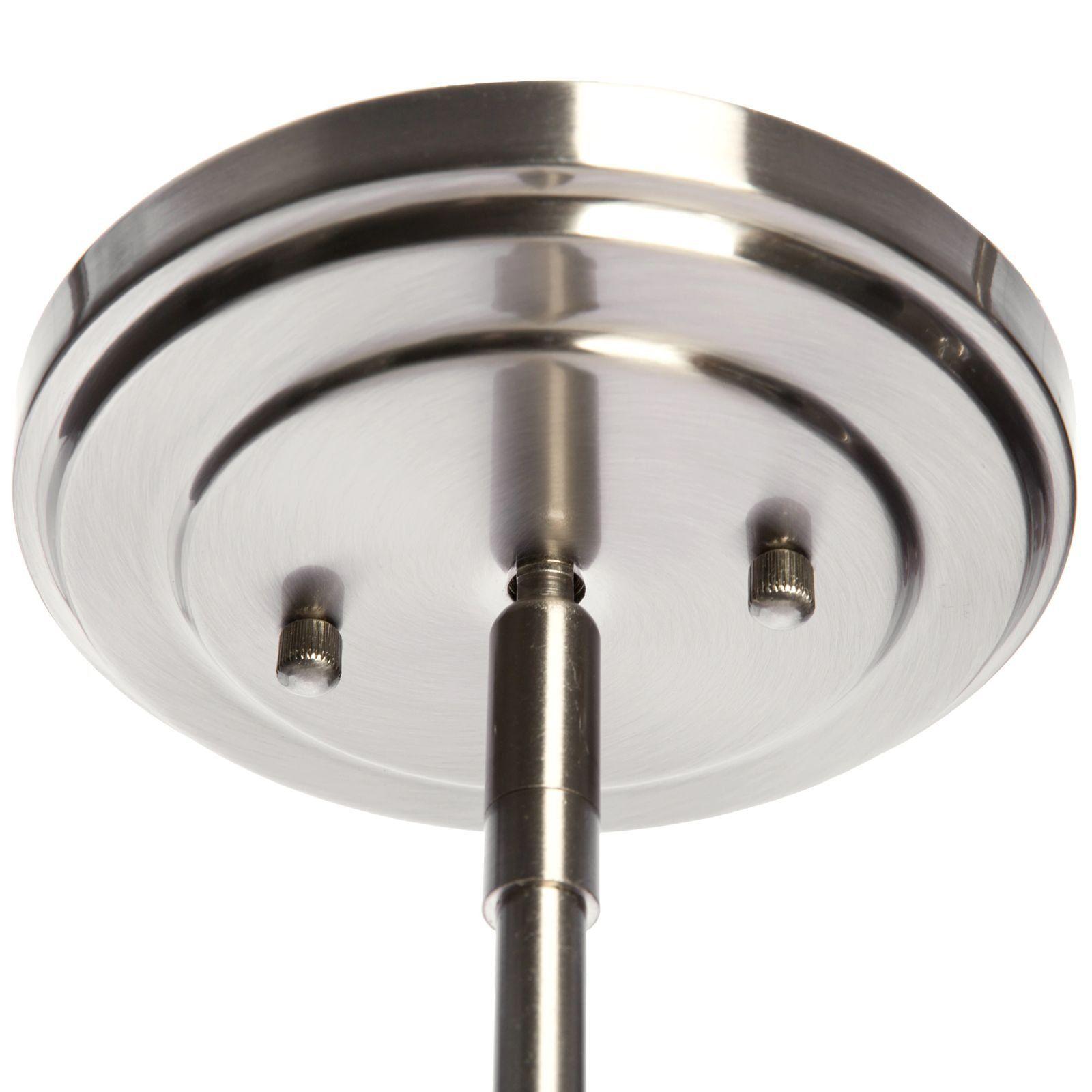 Capiz Chandelier Centerpiece Suitable For High And Low Ceiling Rooms Brushed Nicke Brushed Nickel Pendant Lights Pendant Light Fixtures Chandelier Centerpiece