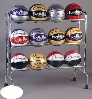 We are pleased to present the brilliant Champion Sports Ball Rack.  With so many on offer right now, it is great to have a name you can trust. The Champion Sports Ball Rack is certainly that and will be a superb acquisition.