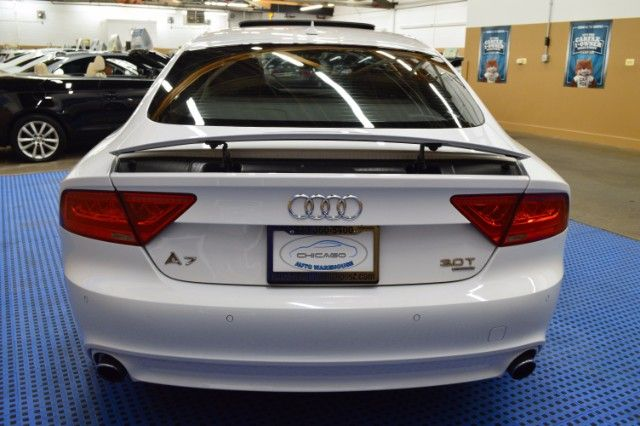 2012 Audi A7 Prestige Quattro 66k Miles Automatic Prestige Supercharged Awd Leather Heated Seats Navigation Back Up Camera Sunroof Power Tailgat