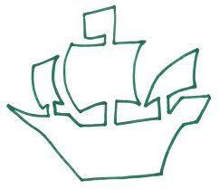 Pirate ship template google search art pinterest shape pirate ship template google search maxwellsz