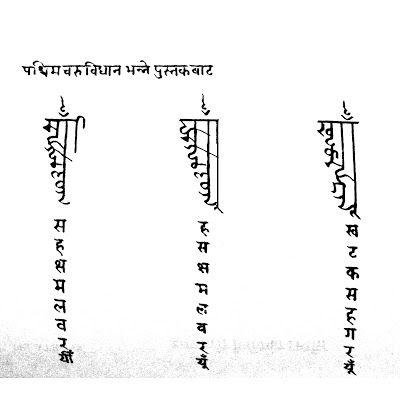 New nepali fonts kutakshar monogram script nepal new nepali fonts kutakshar monogram script nepal bhasa newa lipi ranjana altavistaventures Images