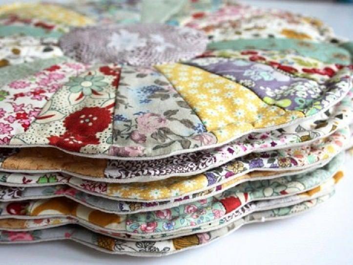 Лоскутное одеяло своими руками схемы для начинающих фото 637