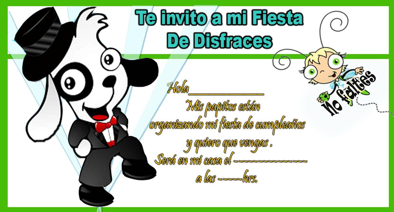 Tarjetas De Invitacion De Cumpleaños 9 Años Para Descargar Al Celular 1  en HD Gratis