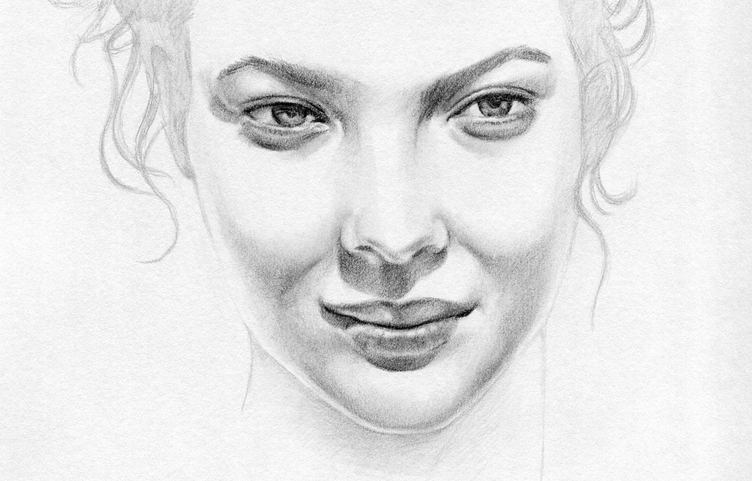 Line Drawing Face Woman : Drawings in pencil this entry was posted art post bookmark