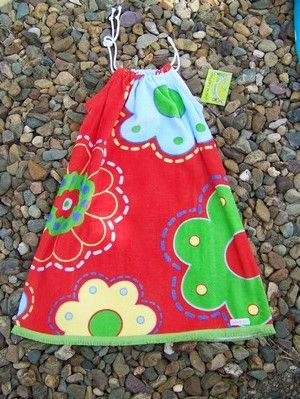 Beach Towelling Dress Crafting Kids And Babies Pinterest