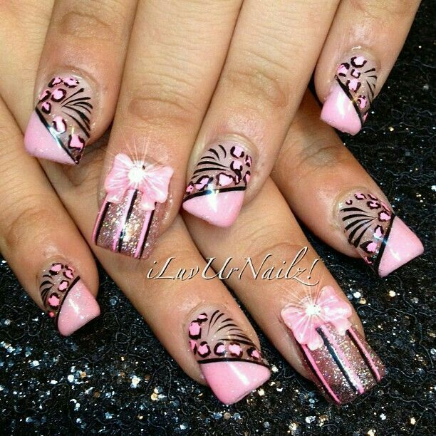 Pin de Kattia Delgado Saborio en Diseño de uñas elegancia ...
