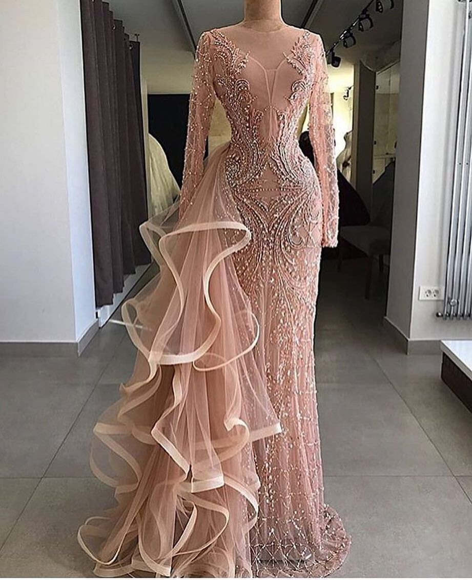 couture designer evening gowns