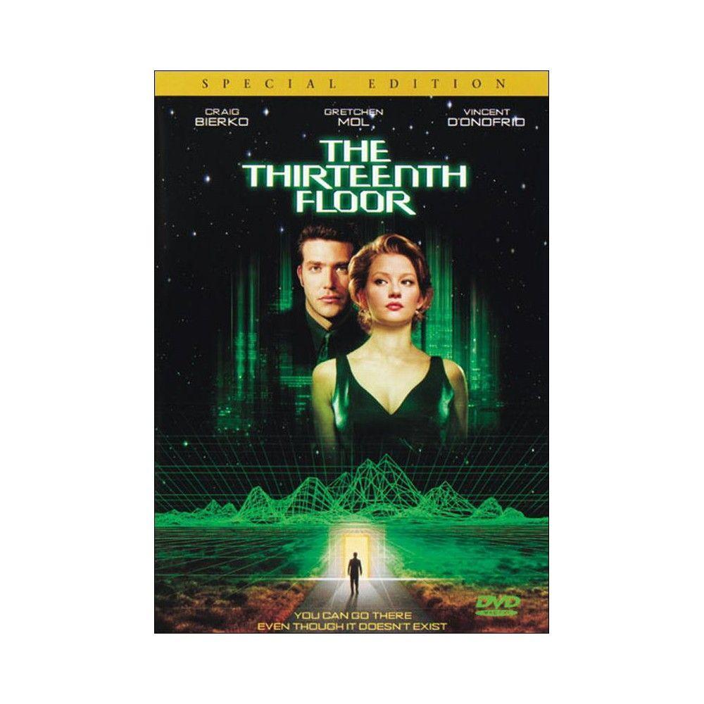 The Thirteenth Floor P S Thirteenth Floor Vhs Movie Thirteenth