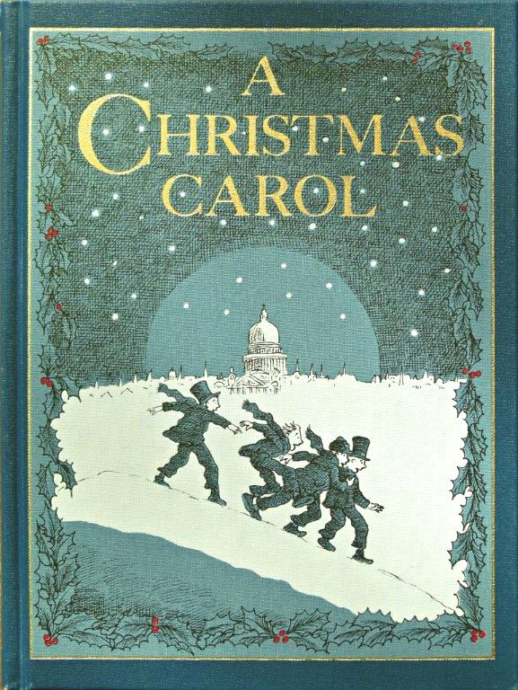 Charles Dickens's Scottish relationships and trips to Scotland… | Christmas carol book ...