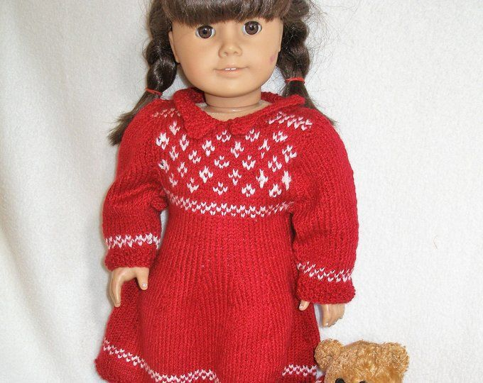 The Good Witch Doll Knitting Pattern