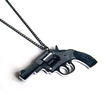 Revolver Necklace
