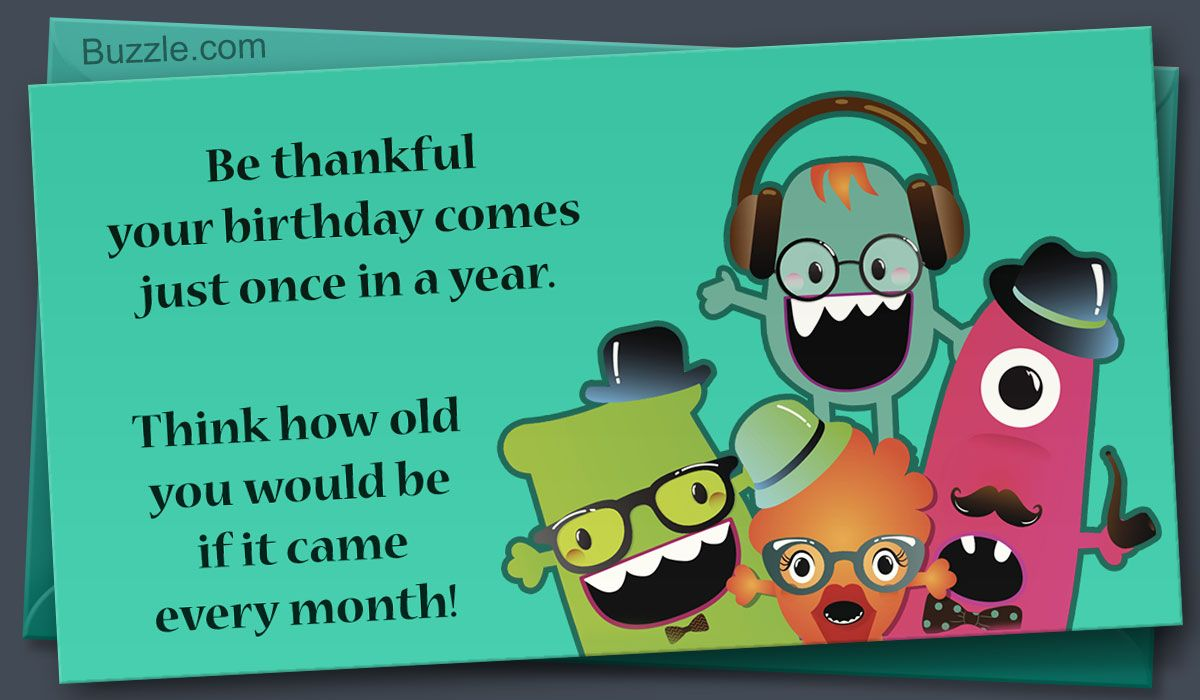 Funny Birthday Card Messages That'll Make Anyone ROFL
