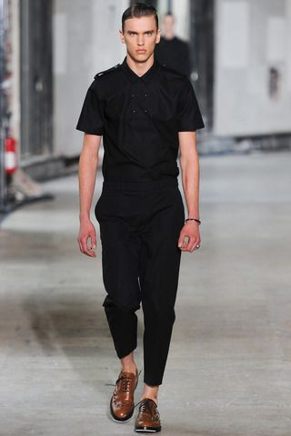 Kris Van Assche Spring 2014 Menswear Collection Slideshow on Style.com La  Mode Masculine, e4226869ac7