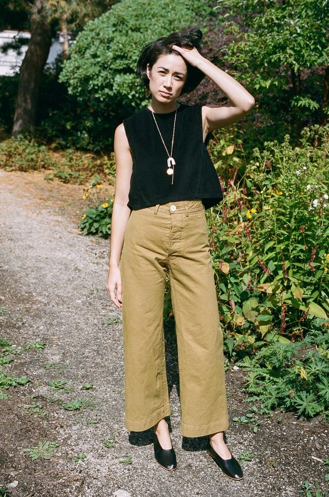 latest trends of 2019 most reliable clients first Image of Rachel Comey Yana Top - coal corduroy in 2019 ...