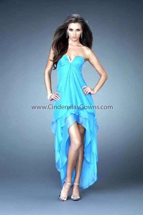 2012 La Femme Prom dress 15033