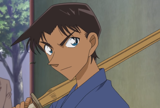 Heiji Hattori Detective Conan Wiki in 2020 Detective