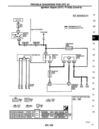 nissan stanza altima u13 series 1995 service repair manual
