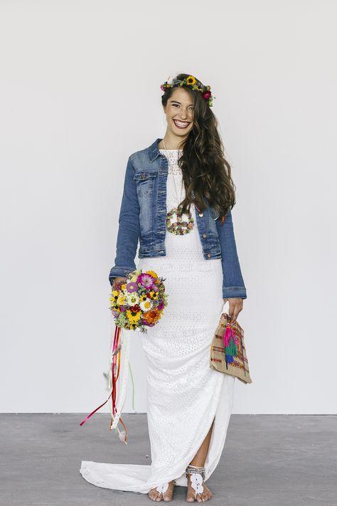 1 Brautkleid – 6 Looks für eure Hochzeit mit Victoria Rüsche