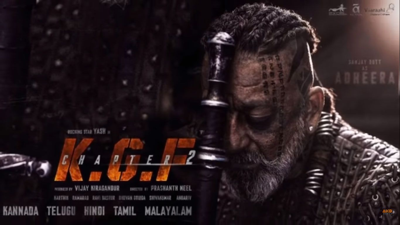 Kgf Chapter 2 Upcoming Films Actors Chapter