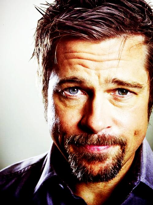 Brad Pitt Celebrities Brad Pitt Portrait Celebrity Portraits