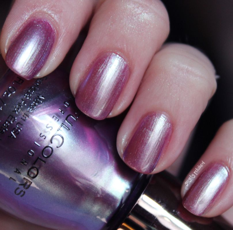 Review/Swatches: Sinful Colors \'Faceted Illusions\' FULL COLLECTION