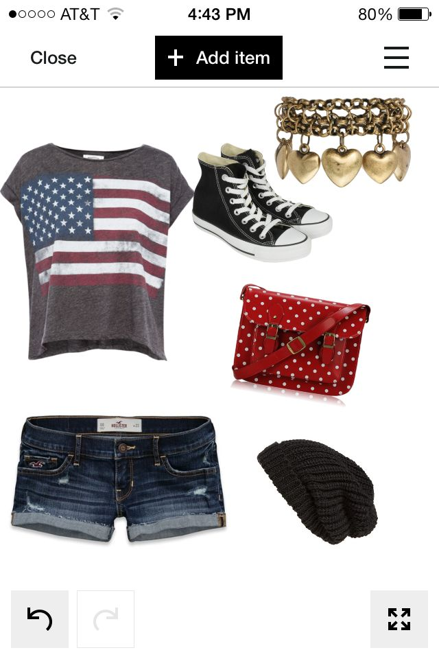 Amazing Outfit For The Fourth Of July