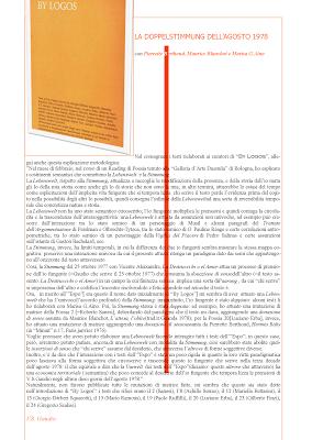 "gaudia 2.0: Doppel-Stimmung per ""BY LOGOS"" ⁞ V.S.Gaudio | Pier..."