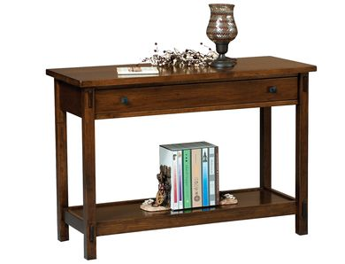 Centennial Open Sofa Table