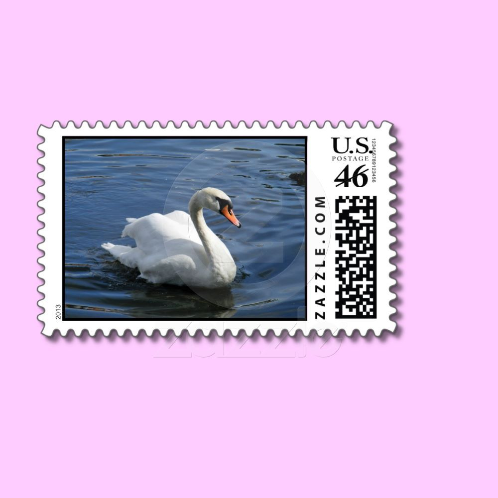Mute Swan Us Postage Sheet Of 20 Now You Can Have A Beautiful